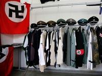 צלב קרס  נאציזם / צילום:רויטרס