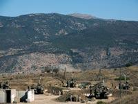 גבול ישראל - לבנון / צילום: רויטרס