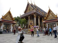 מקדש של בודהה בסין / צילום: רויטרס