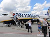 חברת התעופה RYANAIR ריינאייר  / צילום: רויטרס
