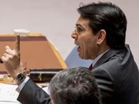 דני דנון  שגריר ישראל באום / צילום: רויטרס