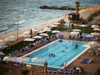 מלון בלו ביץ' רזורט - עזה / צילום: רויטרס