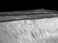 סימני מים על פני כוכב הלכת מאדים / צילום: רויטרס