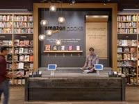 חנות ספרים של אמזון / צילום: יחצ