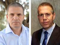 גלעד ארדן וגל הירש / צילום: סיון פרג' ויחצ