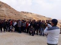 """חברת יוסי אברהמי, טיול ג'יפים באזור אילת / צילום: יח""""צ"""