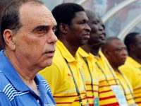 אברם גרנט, נבחרת גאנה, אליפות אפריקה 2014 / צלם: רויטרס
