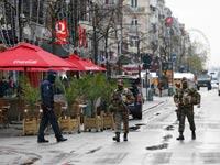 כוננות טרור בבריסל / צילום: רויטרס