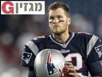 טום בריידי, ניו אינגלנד פטריוטס, NFL / צלם: רויטרס