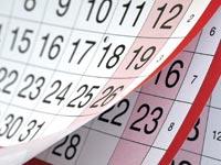 לוח שנה / צילום:  Shutterstock/ א.ס.א.פ קרייטיב
