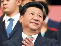 נשיא סין שי ג'ינפנג / צילום: רויטרס