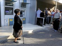 המשבר ביוון / צילום: רויטרס