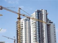 בנייה בבאר שבע / צילום: איל יצהר