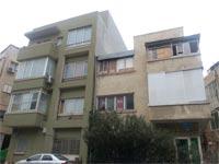 הבניין ברחוב אידלסון / צילום: תמר מצפי