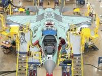 חלל יצור של F-35 / צילום: רויטרס