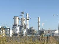 תחנת הכוח בגזר שמופעלת על גז / צילום: איל יצהר