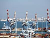 נמל חיפה / צילום: איל יצהר