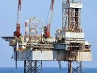 קידוח גז מול חופי ישראל  / צילום: ענת כהן