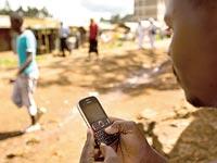 טלפונים ניידים בקניה/ צילום:רויטרס
