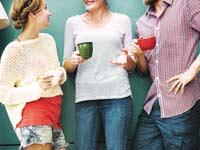 הפסקת קפה/ צילום:  Shutterstock/ א.ס.א.פ קרייטיב