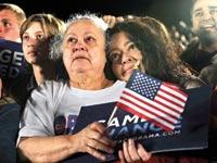 """בחירות בארה""""ב / צילום: בלומברג"""