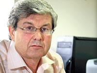 פרופסור אלכסנדר גרינשפון / צילום: ערן יופי כהן