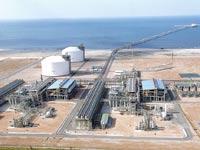 מתקן הנזלת הגז של חברת BG במצרים / צילום: חברת BG
