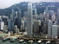 אזור העסקים בהונג קונג  / צילום: רויטרס