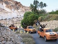 דאעש בלוב / צילום: רויטרס