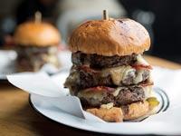 המבורגר / צילום: בלומברג