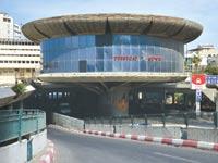 כיכר אתרים בתל אביב / צילום: תמר מצפי