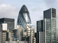 """הגרקין"" בלונדון / צילום: רויטרס"