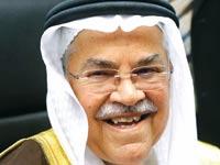 שר הנפט הסעודי עלי אל–נעימי / צילום: רויטרס