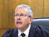 יום הדין של השופט דוד רוזן