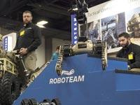 חברת רובוטים / צילום: יחצ