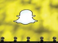הלוגו של Snapchat / צילום: רויטרס