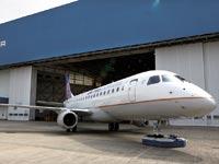 יצרנית המטוסים הברזילאית Embraer / צילום: רויטרס
