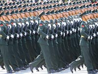 חיילי צבא סין / צילום: רויטרס