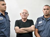 השופט לשעבר דן כהן בכלא / צילום: תמר מצפי