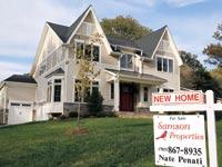 """בית חדש למכירה באחת ממדינות ארה""""ב / צילום: רויטרס"""
