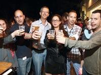 ינקי מרגלית באירוע המינגלינג / צילום: אמיר מאירי