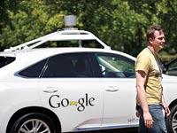 מכונית של גוגל / צילום: רויטרס
