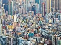 עיר צפופה/ צילום:  Shutterstock/ א.ס.א.פ קרייטיב