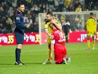 דרבי תל-אביבי, ליגת העל בכדורגל / צלם: שלומי יוסף