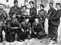 פרטיזנים יהודים בווילנה  /צילום:Shutterstock