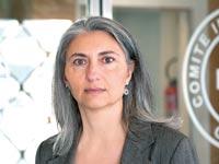 דורותיאה קרימיטסאס /  צילום:  ICRC Thierry Gassmann