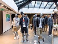 חנות  Celio / צילום: תמר מצפי