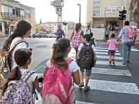 תלמידים / צילום: תמר מצפי