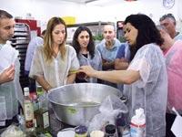 סדנת בישול בריא עם שי לי ליפא / צילום: רוני רויז