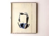יצירה מהתערוכה של עדו בר–אל / צילום: יחצ